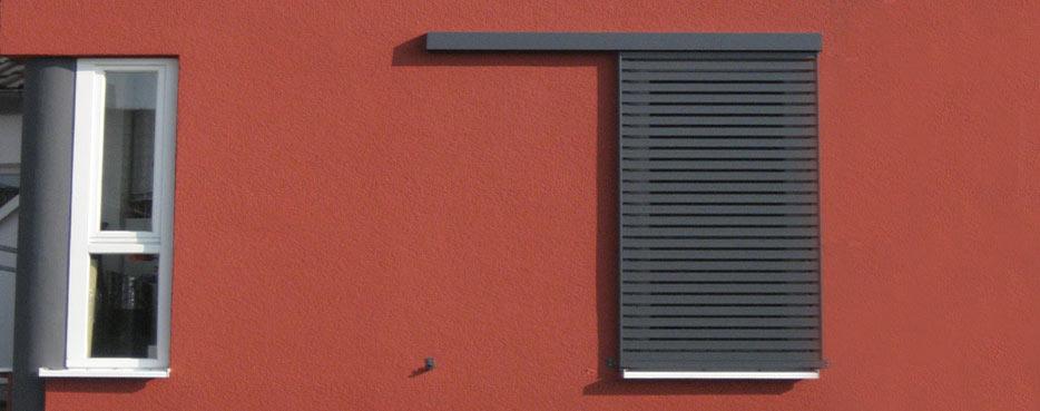 rolladen klingler ausstellung vor ort in karlsruhe. Black Bedroom Furniture Sets. Home Design Ideas